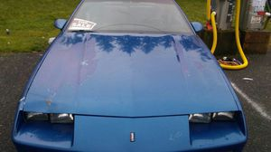 1989 camaro rs convertible for Sale in Seattle, WA