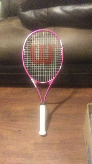 Wilson Tennis racket for Sale in Oklahoma City, OK