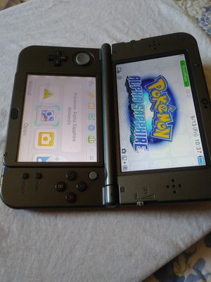 'New' Nintendo 3ds XL w/ games and charger for Sale in Riverside, CA