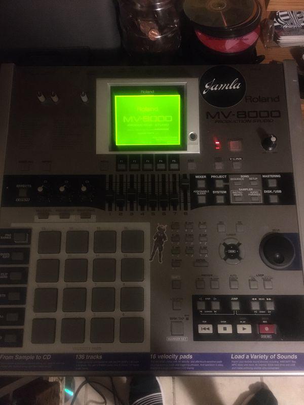 Roland MV 8000