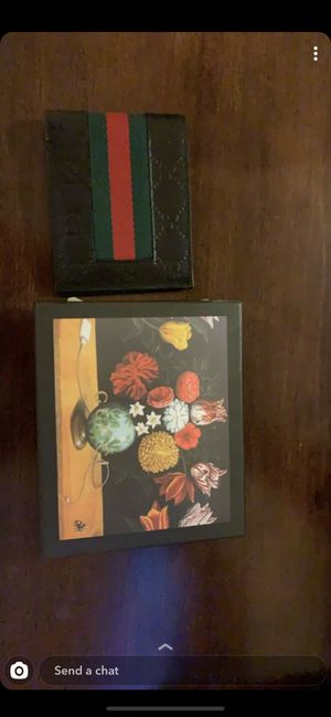 Men's Gucci Wallet for Sale in New Baltimore, MI