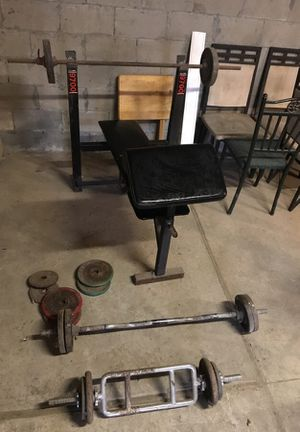 Weights for Sale in Detroit, MI
