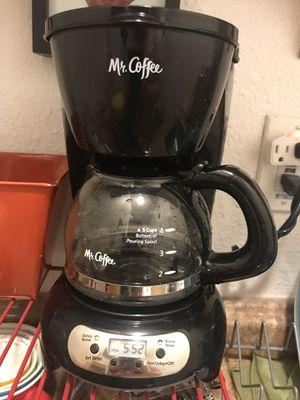 Mr. Coffee 5 cup coffee maker. for Sale in Orlando, FL