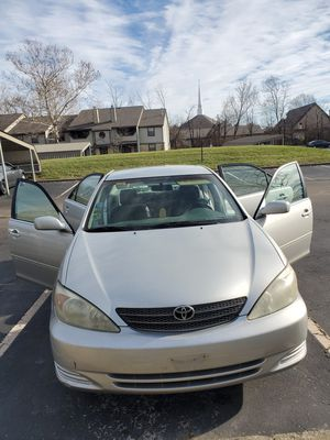 2003 Toyota Camry with clean Title for Sale in Indianapolis, IN