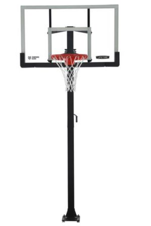 Lifetime 54 in tempered glass basketball system NEW for Sale in Philadelphia, PA