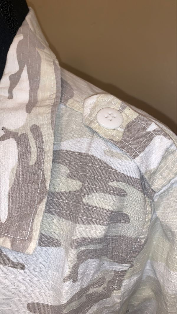 Sanctuary Camo Shirt