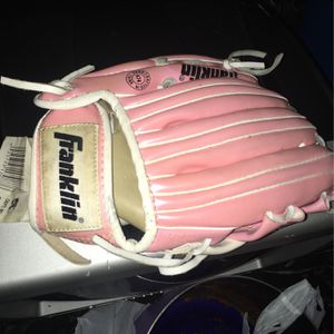 Franklin RTP Youth 9.5 left Handed Catching Glove for Sale in Brandon, FL