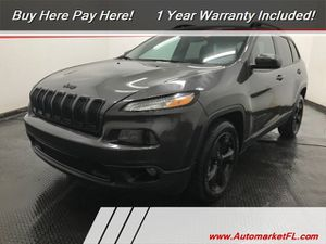 2018 Jeep Cherokee for Sale in Kissimmee, FL