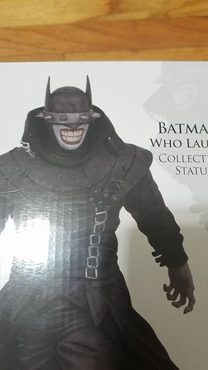 f14d138773a1d San Diego Comic Con 2018 Batman Who Laughs Statue Exclusive for Sale in San  Diego