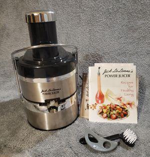 Jack Lalane Power Juicer for Sale in Leesburg, VA