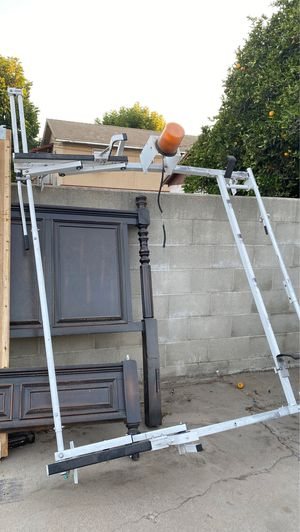 ladder rack it works really good in conditions for Sale in Riverside, CA