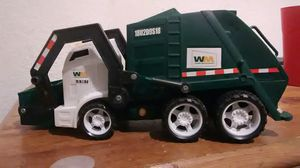 Waste management toy garbage truck for Sale in Fresno, CA