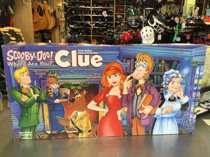 Scooby Doo Where Are You? Clue Game for Sale in Matawan, NJ