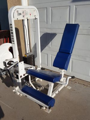 Paramount leg extension weight bench for Sale in Corona, CA