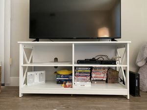 White TV stand for Sale in Phoenix, AZ