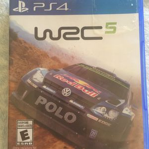 W2C5 PS4 for Sale in Cibecue, AZ