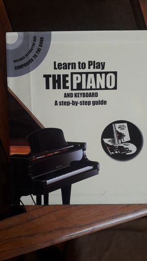 Learn to play the piano and keyboard guide for Sale in East Wenatchee, WA