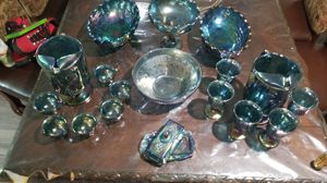 Antique glass for Sale in Houston, TX
