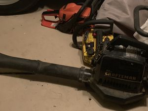 Craftsman blower for Sale in Phoenix, AZ