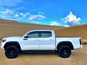 SmoothestRideImaginable 2017 Tacoma for Sale in Bemidji, MN