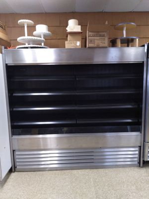 Oasis open case refrigerator for Sale in Lilburn, GA