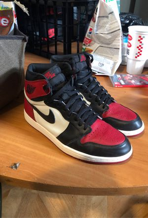 Bred toe Jordan 1 for Sale in New Orleans, LA