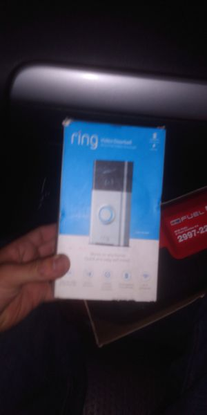 Ring doorbell camera for Sale in West Covina, CA