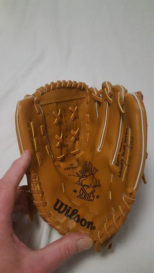 Wilson Barry Bonds youth baseball glove size 10 1/2 for Sale in Everett, WA