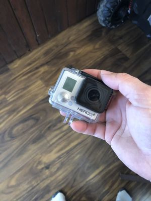 GoPro hero 3+ for Sale in Gilroy, CA