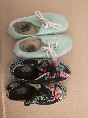 Vans womens 7.5 for Sale in NV, US