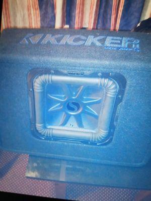"""KICKER 10"""" INCH SPEAKER for Sale in El Monte, CA"""