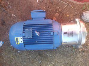 WEG Electric Motor w/ pump for Sale in Tempe, AZ