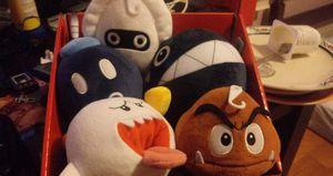 As seen Mario Nintendo plushies for Sale in Waukegan, IL