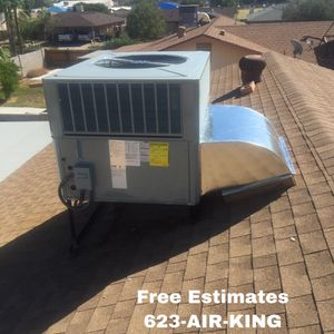 Brand new package unit AC Heatpump for Sale in Paradise Valley, AZ