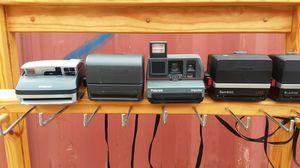 Polaroid cameras for sale for Sale in Harrington, DE