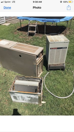 Ac unit and heater for Sale in Oklahoma City, OK