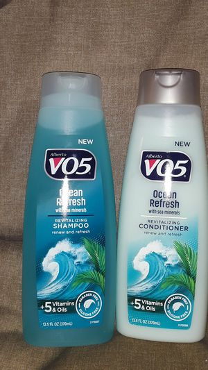 Alberto V05 Shampoo and Conditioner BRAND NEW for Sale in Arlington, VA
