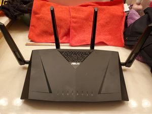 Asus dual band routers for Sale in Las Vegas, NV