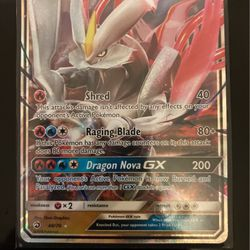 White Kyurem GX for Sale in Troutdale,  OR