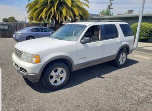 Ford Explorer XLT 4x4 2004 for Sale in Oakland, CA