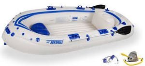 Sea Eagle 8 Inflatable Fishing Boat Raft for Sale in Milwaukie, OR