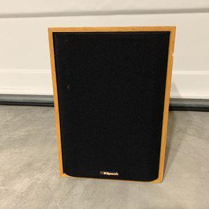 Klipsch KG 1.5 Light Oak Bookshelf Speaker (single) for Sale in Austin, TX