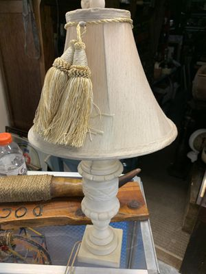 Antique Alabaster marble lamp for Sale in Virginia Beach, VA