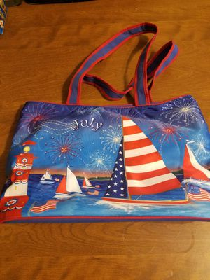 July tote for Sale in Torrington, CT