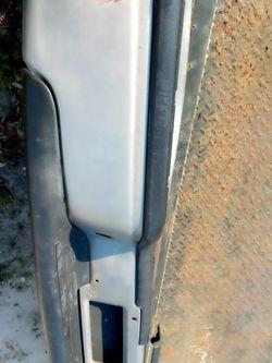 OEM Silverado Rear Bumper 2001-2006. No Dents for Sale in Orlando,  FL