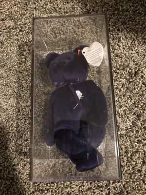Authentic Princess Diana Beanie Baby for Sale in Franklin, TN