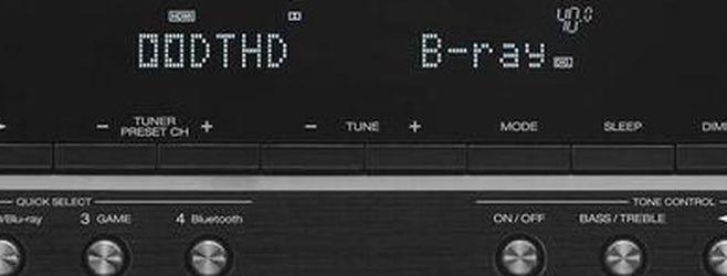 Denon AVR S540BT 5.2 Channel AV Receiver - Black (Like New Condition) for Sale in Newark,  CA