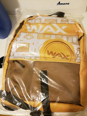 Wax backpack for Sale in Gresham, OR