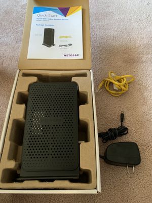 Cable Modem Router for Sale in Spring Valley, CA