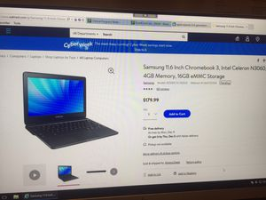 Samsung Chromebook 3 - Brand New In Box for Sale in Brooklyn, NY